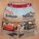 Disney Pixar CARS Swimming Swim Trunks Shorts 5T 5 NEW