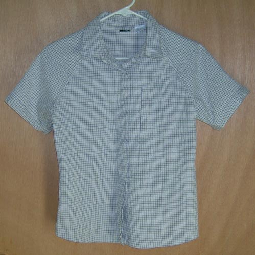 The North Face Button Front Shirt Size Small S
