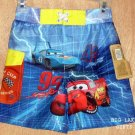 Disney CARS Swim Swimming Trunks Shorts Size 24 Mos NEW