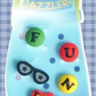 Shoe Dazzler Crocs Clogs 5 Piece Shoe Charms Guitar FUN
