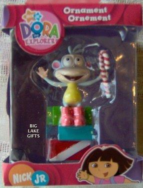 Dora The Explorer BOOTS Ornament 2005 New