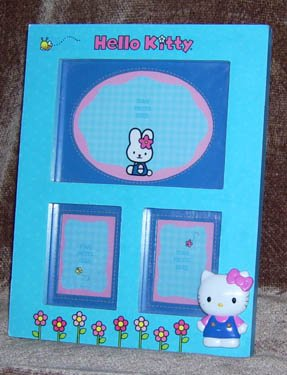 Hello Kitty Collage Photo Picture Frame