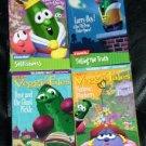 Veggie Tales Video Lot VHS Movies VeggieTales