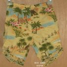 Gymboree Little Keiki Capri Pants Size 12/18 Months Capris