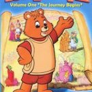 Adventures of Teddy Ruxpin The Journey Begins DVD NEW