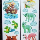 Noah's Ark Jumbo Wall Stickers Border Wallies - NEW