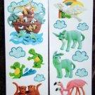 Noah's Ark Jumbo Wall Stickers Border Wallies - NEW