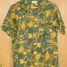 Vintage Ross Sutherland Aloha Hawaiian Shirt Medium M