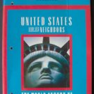U. S. & Its Neighbors World Around Us 5th Grd Workbook SOLD