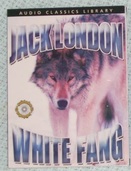 White Fang by Jack London CD AudioBook NEW