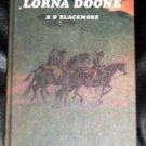 Lorna Doone R D Blackmore HC Book 1970 Lifetime Library