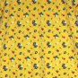 Gymboree Classic Yellow Floral Top XL 5-6 Years