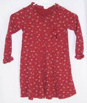Gymboree Autumn Highlands Dress Girl's Size 5