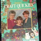 Aleene's Creative Living CRAFT QUICKIES HC Book