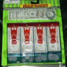 Play Money with Cash Drawer Teaching Supplies NEW