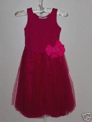 New for sale Sister Sam Fuschia Special Event dress Girls 6X