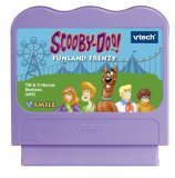 New V.Smile Scooby Doo Funland Frenzy Smartridge game for V. Smile ages 4-6 years
