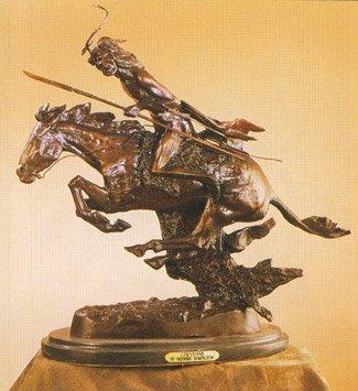 Cheyenne by Frederic Remington