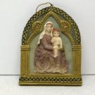 Madonna and Child Christmas ornament Lovely