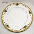 Vtg dinner plate Royal Bayreuth ROB16 pattern porcelain Bavaria