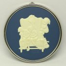 vtg Hallmark Norman Rockwell Cameo Ornament 1984 Caught Napping 5th in the series