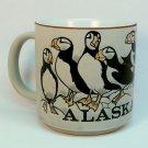 Vintage mug Alaska Puffins Ace 1987