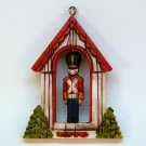 vtg Hallmark ornament Soldier Twirl About 1976 QX1731 Christmas