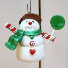Hallmark ornament Grandson 2007 QXG6197 Christmas snowman no box