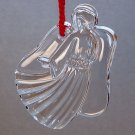 Waterford Crystal Angel Christmas 1995 ornament 1st edition