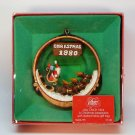 vtg Jolly Old St Nick 1980 ornament WWA Designers Collection