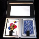 2 Decks Playing Cards New in Beautiful Case with Extras Advertising Cisco Systems