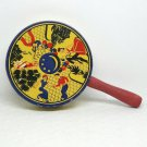 Kirchhof Tin Noisemaker Vintage Round Wooden Handle Life of the Party products