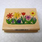 Stampcraft Rubber Stamp Spring Flowers