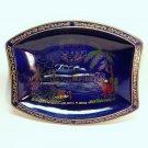 Vintage souvenir dish Stars Hall of Fame Orlando Florida