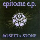 rosetta stone : epitome CD ep 1992 cleopatra 7 tracks used mint