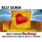 billy gilman : music through heartsongs (CD 2003 sony used mint)