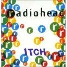 radiohead : itch CD 1994 EMI toshiba japan used mint