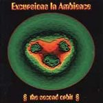 Excursions in Ambience : Second Orbit (CD 1993 astralwerks used mint)