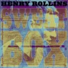 Sweatbox : Spoken Word 1987-1988 (2CD, used, mint)