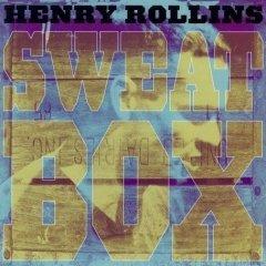 Sweatbox : Spoken Word 1987-1988 (2CD, used, mint)