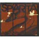 Sparta - Live At Zona Rosa 3.19.04 CD 2004 geffen used mint