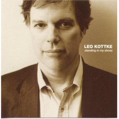 leo kottke : standing in my shoes CD 1997 Private Music, used mint