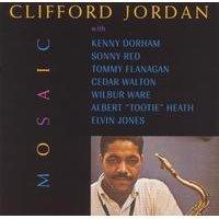 clifford jordan : mosaic CD 2001 milestone used mint