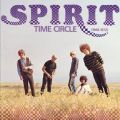 spirit : time circle 1968-1972 CD double new 1991 sony 41 tracks total
