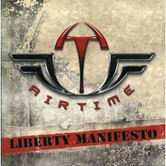 airtime : liberty manifesto CD 2007 avalon marquee japa 12 tracks used mint