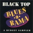 black top blues a rama : a budget sampler (CD,1990 Black Top, 21 tracks used mint)