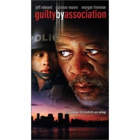 guilty by association (VHS used VG)