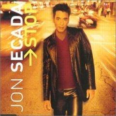 jon secada : stop CD single 5 tracks 2000 epic used mint