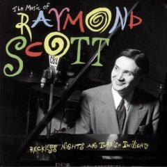 music of raymond scott - reckless nights and turkish twilights CD 1992 sony soundtrack used mint