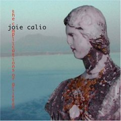 joie calio : complications of glitter CD 2003 blue cave used mint, barcode punched